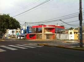Venta Local Como Terreno Esquina Cda. 5 Av Larco - Urb. San Andres - Trujillo