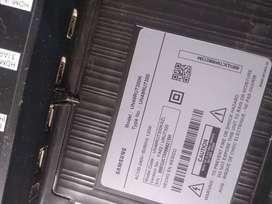 Smart curvo Samsung de 49 repuestos