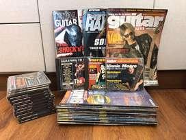 Vendo 15 Revistas Guitar Techniques