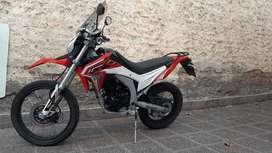 Corven TXR 250L