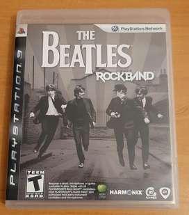 Videojuego original The Beatles Rockband para Playstation 3