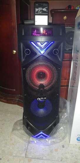 Torre de sonido de 60 cm