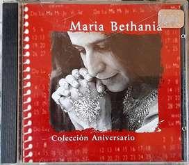 Maria Bethania / Colección Aniversario / Cd Excelente 1999