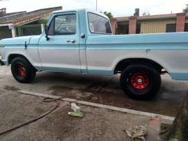 Ford F100 año 1974