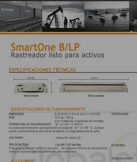 Dispositivo de seguimiento satelital SmartOne B/LP