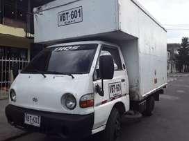 Venta de camion hyundai h100