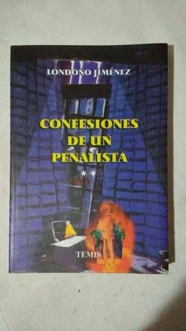 Confesiones de un penalista