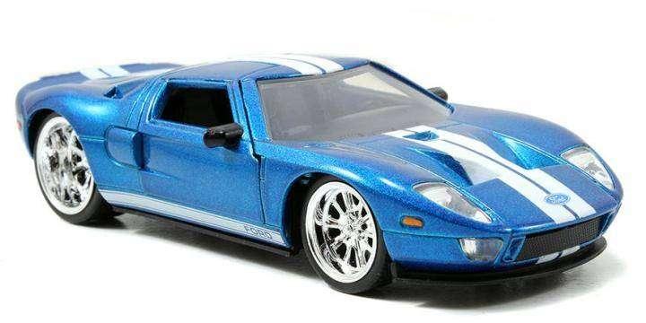 Rapido & Furioso - Ford Gt De 2005 0