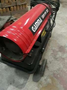 Calefactor Cañon