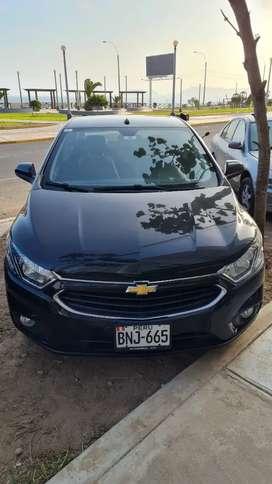 Chevrolet prisma 2020 nuevo