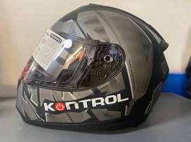 casco nuevo talla S