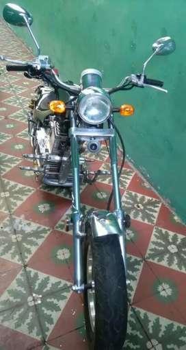 Remato moto minishopper
