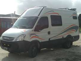 Motorhome Iveco daely