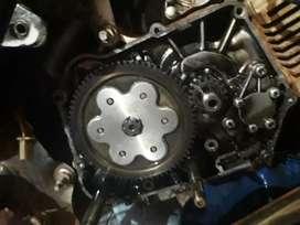Cambio embrague 110 cc