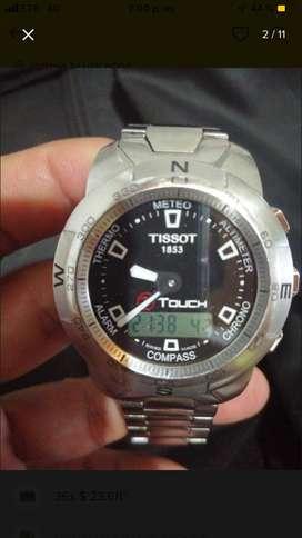 Reloj tisott T-Touch 1853