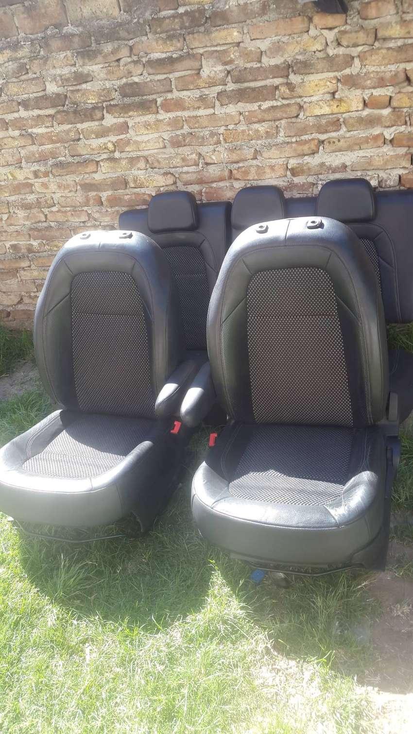 Butacas Citroen C3 Aircross Cuero 0