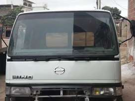 Cabina de camión Hino