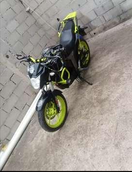 Vendo o cambio Suzuki Gixxer 150cc