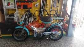 Moto zanella pocket 50cc