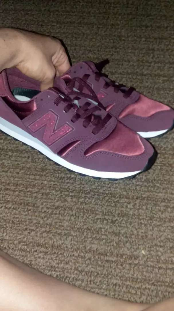 Vendo zapatillas NB 0