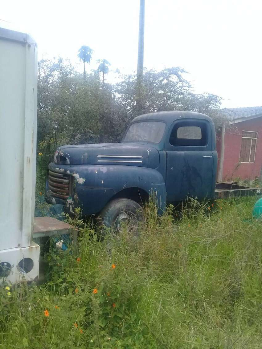 Cabina Ford 1949 0