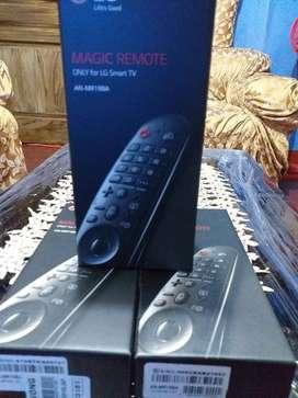 Control Magic Remote LG AN-MR19BA 2019 Con AI ThinQ - Negro