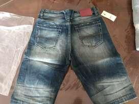 Bermudas de jeans de muy buena calidad nuevas