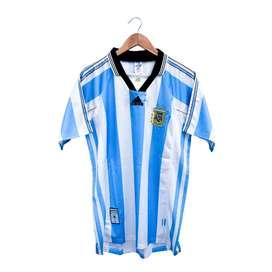 Camiseta Retro Argetina 1998