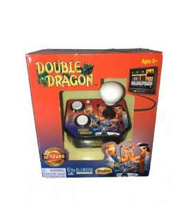 DOUBLEDRAGON CONSOLE