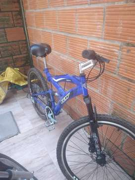 Vendo cicla todo terreno gw en ACACIAS