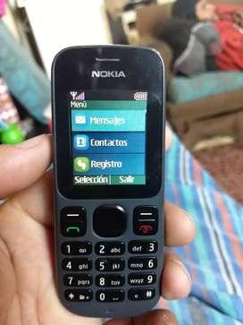 Celular Nokia 1001 Libre