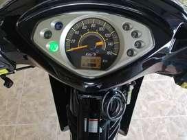Se vende espectacular moto
