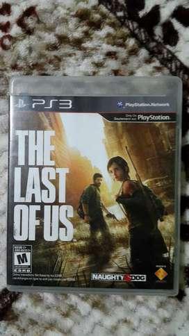 Juego de Ps3 - The Last Of Us