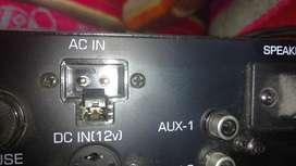 Potencia Amplificador