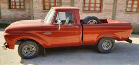 Ford F100 para entendidos