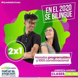Se bilingüe en 2020