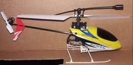 Helicoptero Radio Control 4 Canales Bat Recargble