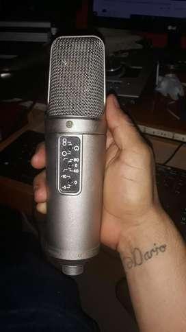 Microfono Profesional Rode Nt2-a