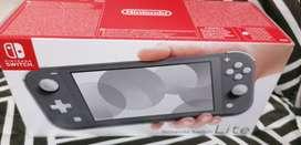 Nintendo Switch Lite Nuevo