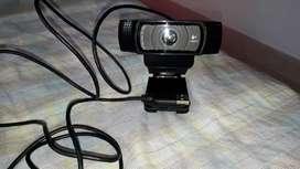 Vendo cámara Logited 1080p