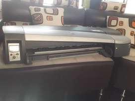 Ganga plottler HP designjet 130