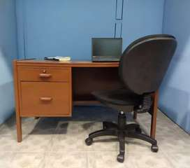 Escritorio +silla
