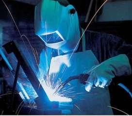 Soldaduras y reparaciones en acero y aluminio