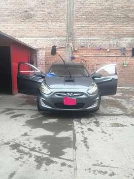 Hyundai accent 2012 auto