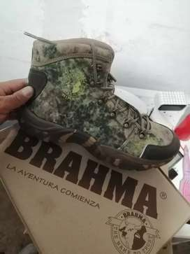 Brahma biker impermeable reflectivas talla 41