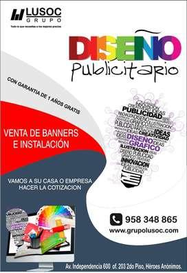 MARKETING Y PUBLICIDAD PARA SU EMPRESA O NEGOCIO