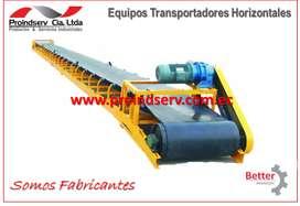 BANDAS TRANSPORTADORAS / EQUIPOS TRANSPORTADORES