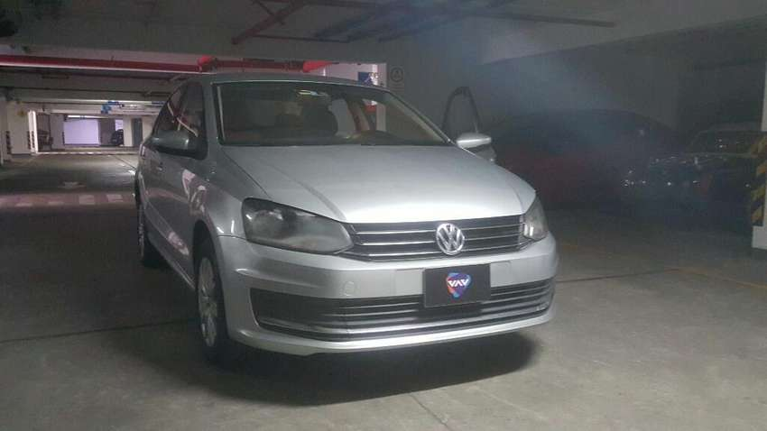 Volkswagen Polo Sedan 2016 Modelo 2017 0