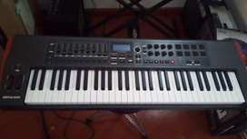 Controlador Midi Novation Impulse 61
