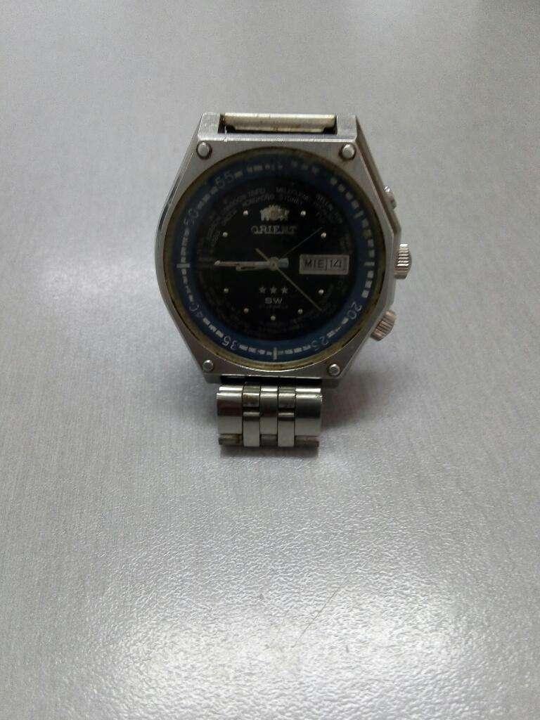 Reloj Orient Automatico Sw 3 Estrellas-300.000...o permuto por celular 0